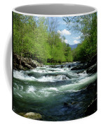Greenbrier River Scene Coffee Mug
