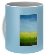 Greener Pasture 3- Digital Painting Coffee Mug