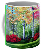 Greenfield Lake Garden Coffee Mug