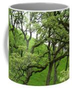 Greening Up Coffee Mug