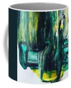 Greenish Coffee Mug