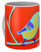 Greenough Nuthatch Coffee Mug