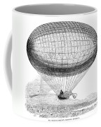 Greens Balloon, 1857 Coffee Mug