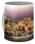 Greensburg Pano Coffee Mug
