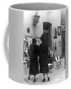 Greenwich Village, C1950 Coffee Mug