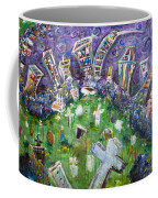 Greenwood Graveyard Brooklyn Coffee Mug