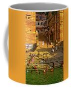 Greeting The Sun Coffee Mug