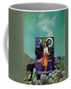 Greetings From The Otherworld Don Maitz Coffee Mug
