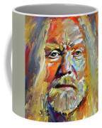 Greg  Allman Tribute Portrait Coffee Mug