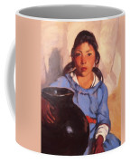 Gregorita With The Santa Clara Bowl 1917 Coffee Mug