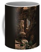 Gremlin At The Window Coffee Mug