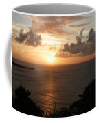 Grenadian Sunset I Coffee Mug