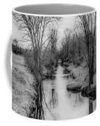 Grey Divide Coffee Mug