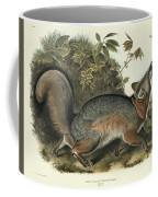 Grey Fox Coffee Mug