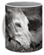 Greyful Coffee Mug by Angela Rath