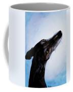 Greyhound - Always There Coffee Mug