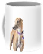 Greyhound Rescue Coffee Mug