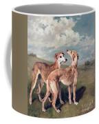 Greyhounds Coffee Mug