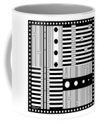 Grid Formal Attire Coffee Mug