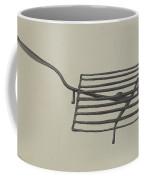 Gridiron Coffee Mug