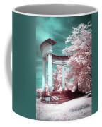 Grieving Columns Coffee Mug