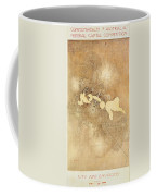 Griffin Plan Canberra 1912 Coffee Mug