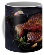 Grilled Beef Steak Coffee Mug