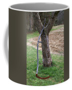 Grim Reaper At Rest Coffee Mug