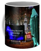 Grim Reaper Relaxing Coffee Mug