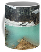 Grinnell And Salamander Glaciers Coffee Mug by Jemmy Archer