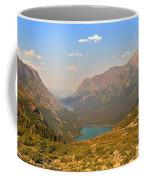 Grinnell Glacier Trail Glacier National Park Coffee Mug