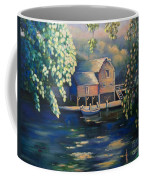 Grist Mill 2 Coffee Mug
