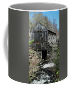 Grist Mill At Moore State Park Coffee Mug
