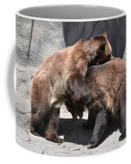 Grizzlies' Playtime 4 Coffee Mug