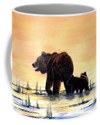 Grizzly Bears Coffee Mug