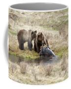 Grizzly Dinner Coffee Mug