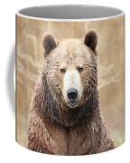 Grizzly Portrait Coffee Mug