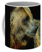 Grizzly Profile Coffee Mug