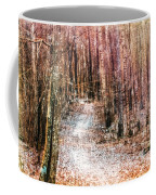 Grongarn Forest Painterly Coffee Mug