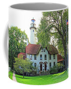 Grosse Point Light Station Coffee Mug