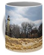 Grosse Point Lighthouse Coffee Mug