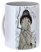 Grosse Point Lighthouse Tower Coffee Mug