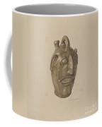 Grotesque Jug Coffee Mug
