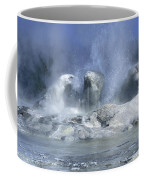 Grotto Geyser - Yellowstone National Park Coffee Mug
