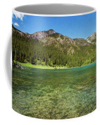 Grotto Pond Canmore Alberta Coffee Mug