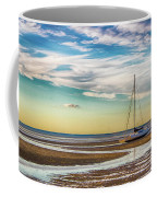Grounded On The Beach Coffee Mug