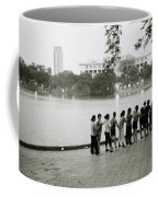 Group Massage Coffee Mug