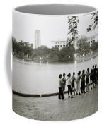 Group Massage Coffee Mug