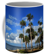 Group Of Palms Coffee Mug