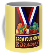 Grow Your Own Victory Garden Coffee Mug